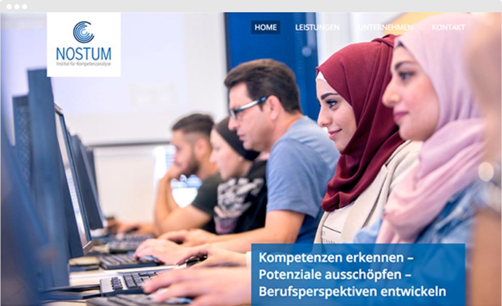 Nostum - Desktop